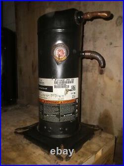 1 1/2 Ton, ZP16K5E-PFV-130, 410A, 220V, AC Compressor Copeland Scroll