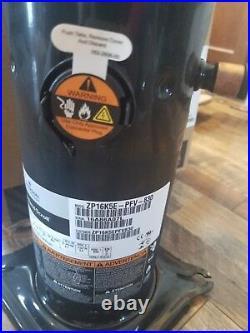 1.5 ton Copeland scroll Compressor ZP16K5E-PFV-830