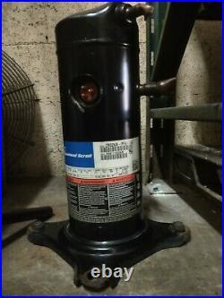 2 1/2 Ton, ZR32KA-PFV-130, R22, 220V, 1 Phase AC Compressor Copeland Scroll
