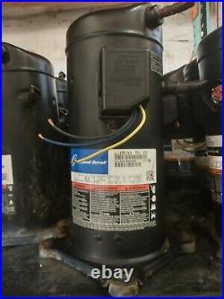 5 ton 3 Phase ZR57K3-TF5-230 R22 (Commercial use) 220V, AC compressor