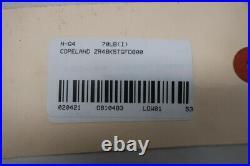 Copeland ZR25K5EPFV800 Scroll Refrigeration Compressor 2ton 25,300btu