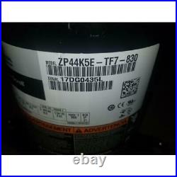 Copeland Zp44k5e-tf7-830 3-1/2 Ton Ac/hp High Temperature Scroll Compressor