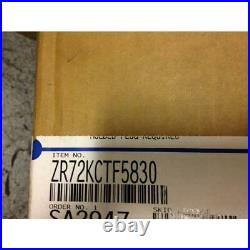 Copeland Zr72kc-tf5-830 6 Ton Ac/hp Scroll Compressor, 200-230-60-50/3 R-22