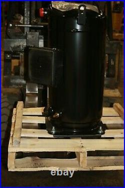 New 30 ton Copeland ZR380KCE-TED-965 Scroll Compressor 380/460V
