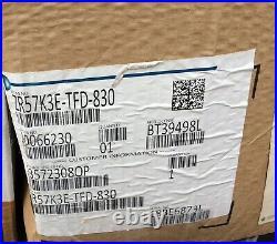 New 5 Ton Copeland Scroll Compressor ZR57K3E-TFD-830 460V 3 P R410A