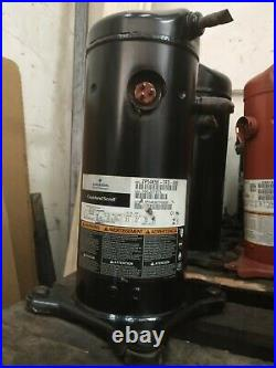 ZP54K5E-TFD-830, 460V 5 ton 3 Phase (Commercial use) R410a, AC compressor
