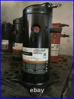 ZR54K5E-PFV-7M3, 5 ton, R22, 220V, AC Compressor Copeland Scroll