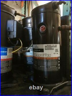 ZR54K5E-TF5-930, 5 ton, R22, (Commercial use) 3 Phase 220V, AC Compressor Scroll