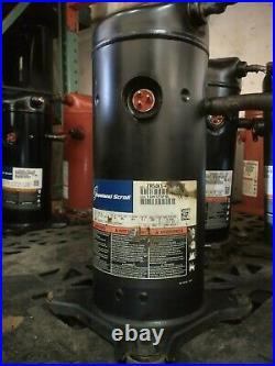 ZR54K5-PFV-130, 5 ton, R22, 220V, AC Compressor Copeland Scroll