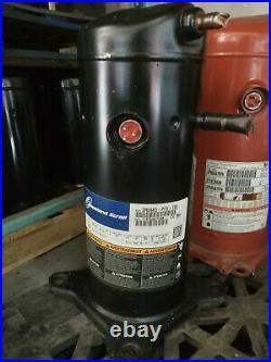 ZR54KA-PFV-130, 5 ton, R22, 220V, AC Compressor Copeland Scroll