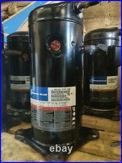 ZR57K3-PFV-830, 5 ton, R22, 1 phase, 220V, AC Compressor Copeland Scroll
